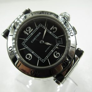 Cartier Pasha Seatimer W31077U2(Pre Owned Watch)CR-019