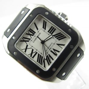 Cartier Santos 100 W20121U2(Pre Owned Watch)CAR-005