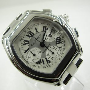 Cartier Roadster W62019X6 (Pre-Owned) CAR-001