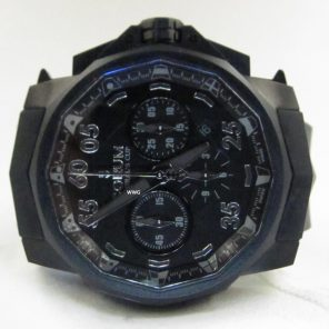 Corum Admirals Cup Black Hull 753.934.95-0371-AN92(Unworn)CR-019