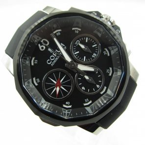 Corum Admirals Cup Black Split-Seconds 44 986.581.98/F371(Unworn)CR-001