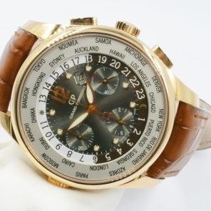 Girard Perregaux WW.TC Financial Time 49815-52-251-BACA(Unworn)GP-003