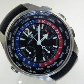 Girard Perregaux Worldtime WWTC 49805-11-152-BA6A(Pre Owned)GP-005
