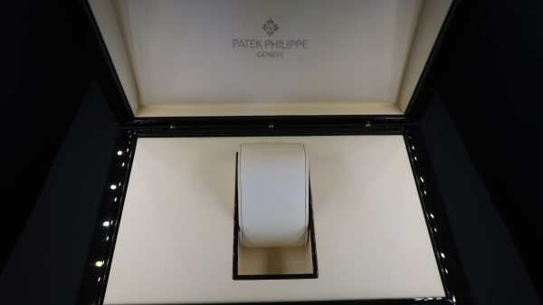 Pre Owned Patek Philippe Box (No Outer Box)