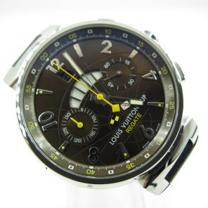Louis Vuitton Tambour Louis Vuitton Cup Regate Q1021(Pre Owned)LV-001