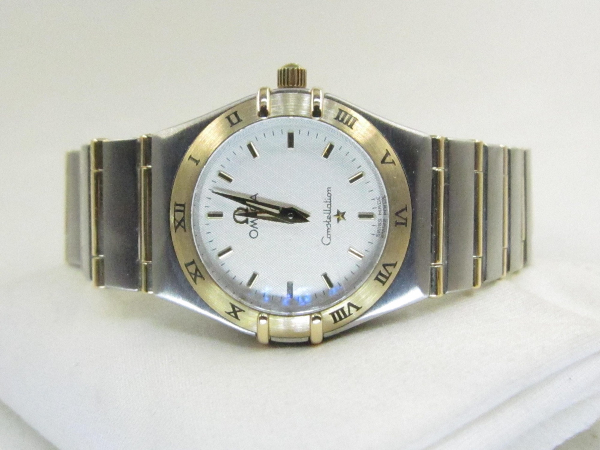 Omega Constellation '95 1272.30.00(Pre Owned)OMG-049