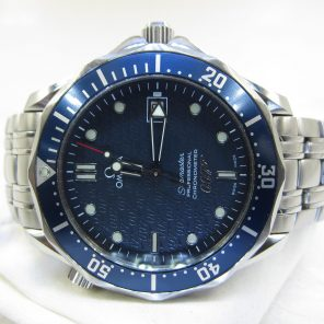 Omega Seamaster 300m 2537.80.00 Limited Edition(Pre Owned)OMG-036