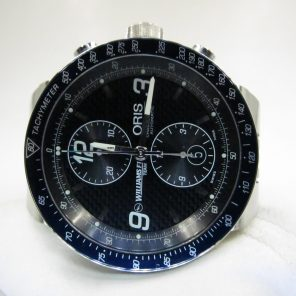 Oris WilliamsF1 Team 2004 01 673 7563 4184(Pre Owned)ORIS-012