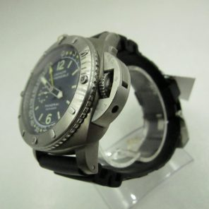 "Panerai Pam307 Luminor Submersible""Mike Horn"" (Pre-Owned Panerai Watch) PNR-035"