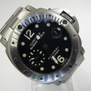 Panerai Luminor Submersible PAM 106(Pre Owned Panerai Watch)PNR-070