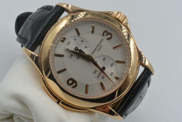 Patek Phiilippe 5134R Travel Time (Pre-owned Patek Philippe Watch)PP-022