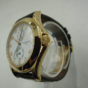 Patek Phiilippe Travel Time 5134R (Pre-owned Patek Philippe Watch)PP-014