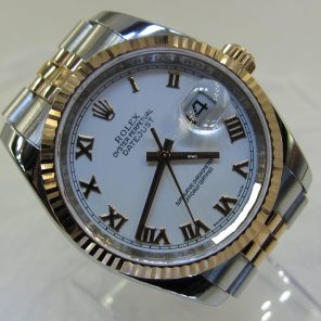 Rolex Datejust 116231 With Chapter Ring(Pre-Owned Rolex Watch)RL-105