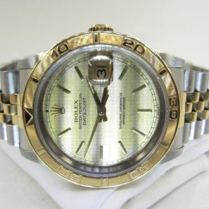 Rolex Datejust Turn-O-Graph 16263 'Thunderbird'(Pre-Owned Rolex Watch)RL-352