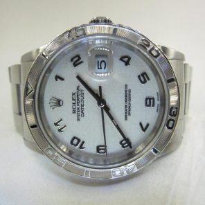 Rolex Datejust Turn-O-Graph 16264 'Thunderbird'(Pre-Owned Rolex Watch)RL-353