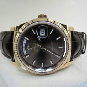 Rolex Day-Date 118135(Pre Owned)RL-261 Call For Price