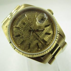 Rolex Day-date 18038(Pre-Owned Rolex Watch)RL-072