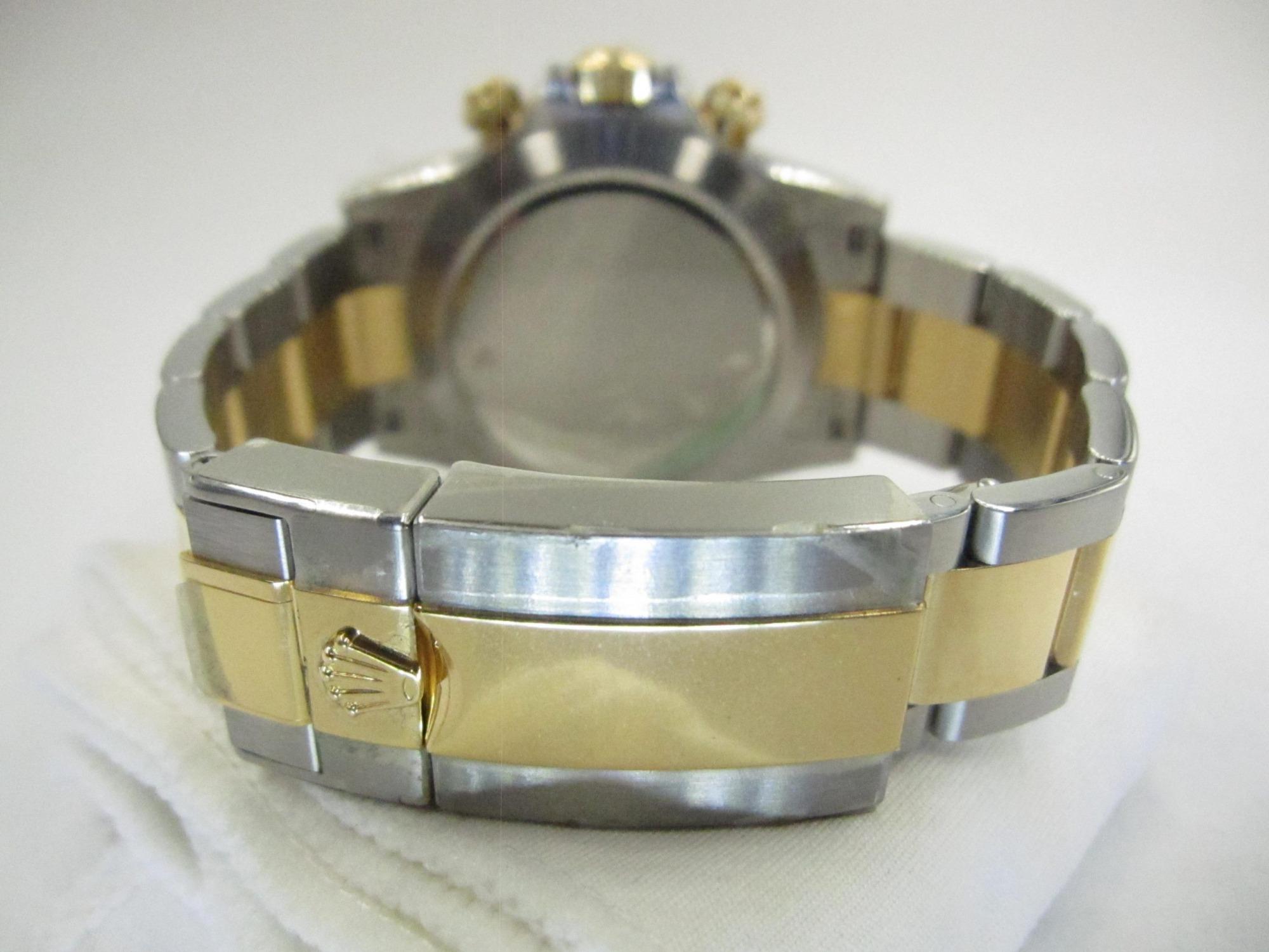 Rolex Daytona Cosmograph 116523 Panda Dial (Pre-Owned Rolex Watch) RL-368