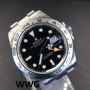 Rolex Explorer 2 216570 Black Dial(Pre Owned Rolex Watch)RL-610