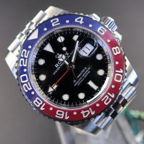 Rolex GMT-Master II 126710BLRO(New Rolex Watch)RL-652 (Cash Price)