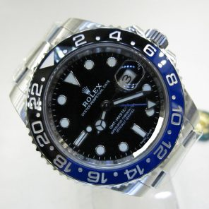 Rolex GMT-Master II 116710BLNR(New Rolex Watch) RL-513 (Cash Price)