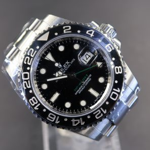 Rolex GMT Master II 116710LN(New Rolex Watch)RL-527 (Cash Price)