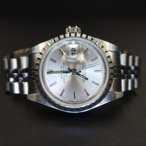 Rolex Ladies Date 79240(Pre-Owned Rolex Watch)RL-398