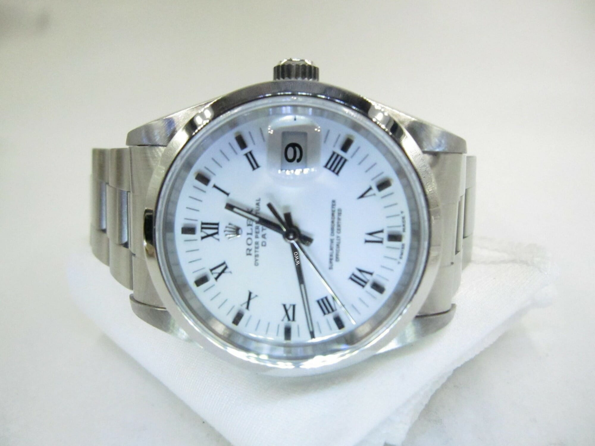 Rolex Oyster Perpetual Date 15200(Pre-Owned Rolex Watch)RL-315