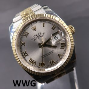 Rolex Oyster Perpetual Datejust 116233 With Chapter Ring (Pre-Owned Rolex Watch) RL-130