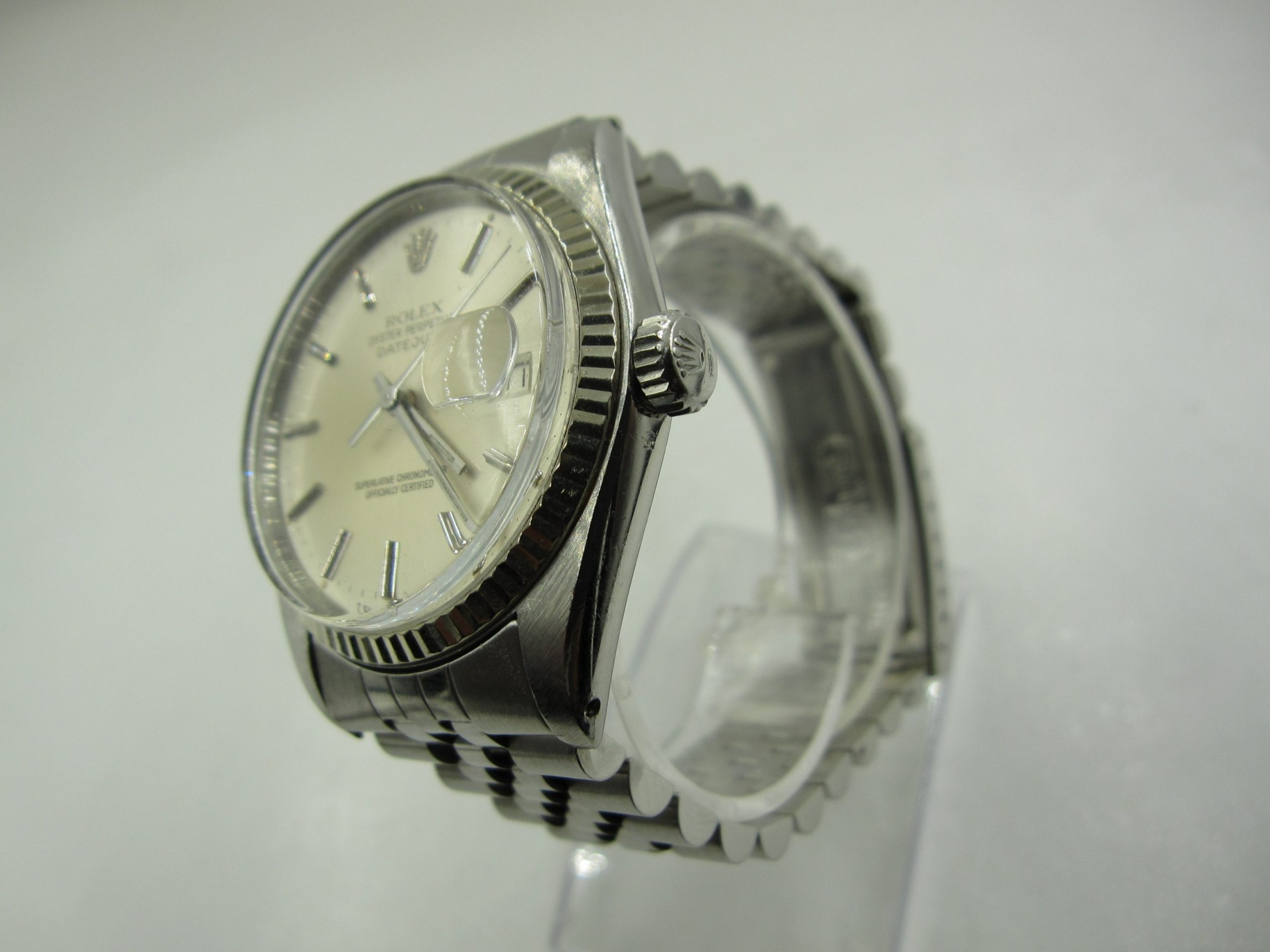 Rolex Oyster Perpetual Datejust 16014(Pre-Owned Rolex Watch)RL-262