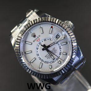 Rolex Sky-Dweller 326934 White Dial(New Rolex Watch) RL-573(Cash Price)