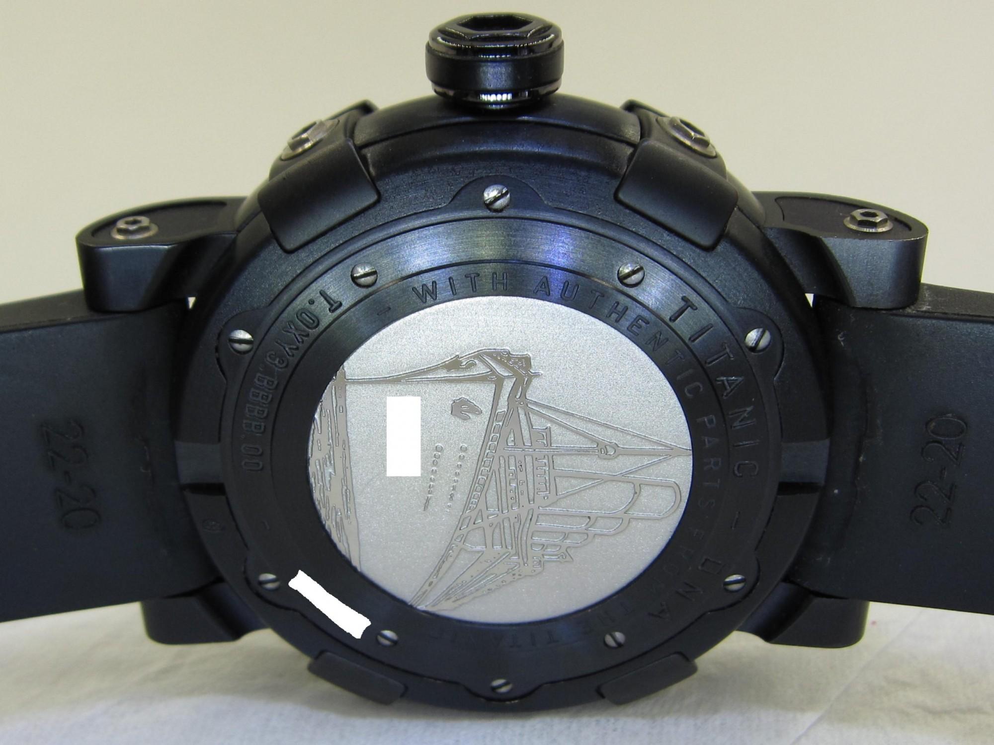 Romain Jerome Titanic Dna (Pre-Owned) RJ-001
