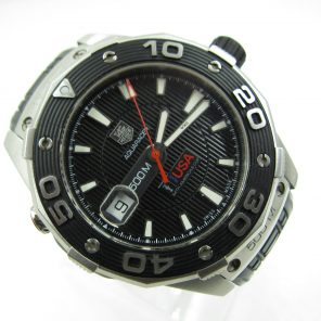 Tag Heuer Aquaracer Americas Cup USA WAJ2118. FT6015(Pre Owned)TH-014