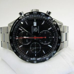 Tag Heuer Carrera CV2014.BA0794(Pre Owned)TH-027