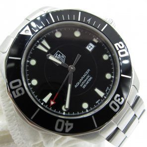 Tag Heuer Aquaracer WAB2010.BA0804 (Pre Owned)TH-011