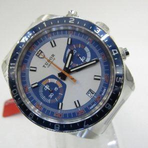 Tudor Heritage Chrono Blue 70330B(New)TU-013 (Cash Price)