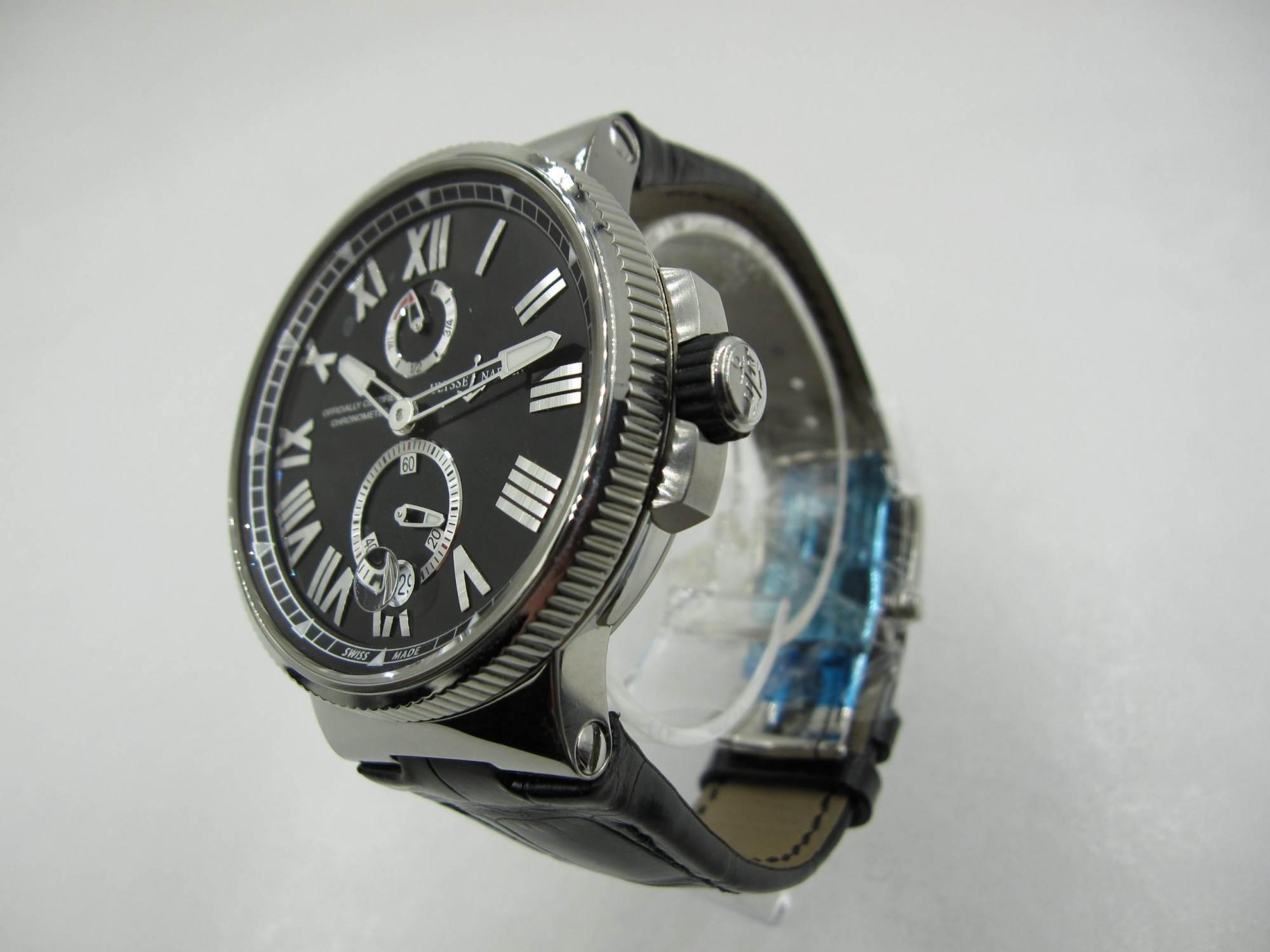 Ulysse Nardin 263-67 Maxi Marine Chronometer(Unworn) UN-002