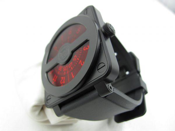 Bell & Ross BR01-92-COM-G-SG Compass Lefty Red(Unworn) BR-003