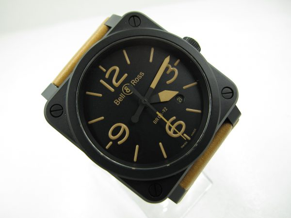 Bell & Ross BR03-92 Heritage (Pre Owned)BR-023