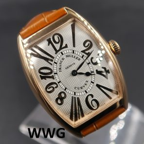 Franck Muller Cintree Curvex 2852 QZ REL (Pre Owned Watch) FM-010