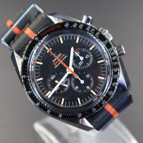 "Omega Speedmaster Moonwatch ""Ultraman"" 311.12.42.30.01.001 (New Watch) OMG-058"