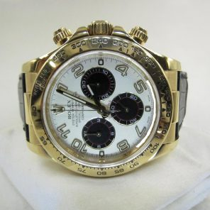 Rolex Daytona Cosmograph 116518 (Pre Owned Rolex Watch) RL-435