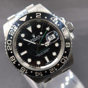 Rolex GMT Master II 116710LN (Pre Owned Rolex Watch)RL-667 (Cash Price)