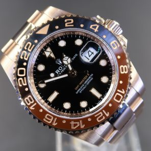 Rolex GMT Master II 126715CHNR (New Rolex Watch) RL-681 Call For Price
