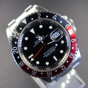 Rolex GMT Master II 16710 With Pin Hole (Pre-Owned Rolex Watch) RL-465
