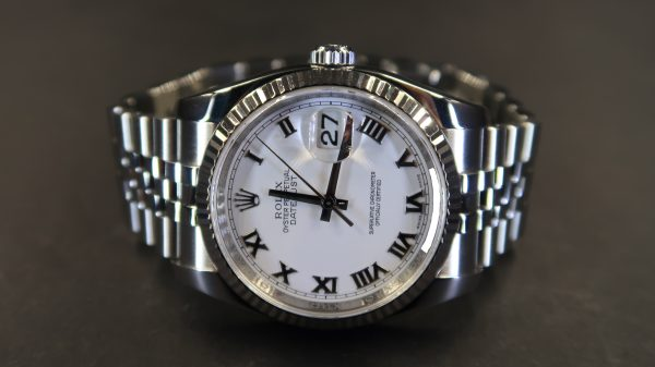 Rolex Oyster Perpetual Datejust 116234 (Pre-Owned Rolex Watch) RL-467