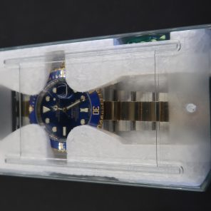 Rolex Submariner Date 116613LB Blue Dial (New Rolex Watch) RL-664 (Cash Price)