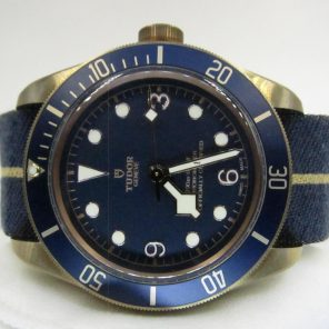 Tudor Heritage Black Bay Bronze 79250BB (New) TU-014 (Cash Price)